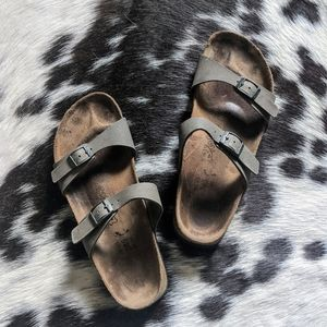 Birkenstock Birki's Sydney Two Strap Sandal 38